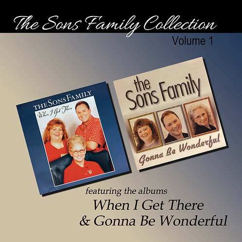 The Sons Family Collection Volume 1