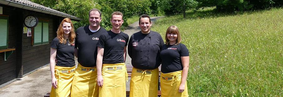 RoastArena Team der Grillkurse in Sonnenbühl-Genkingen