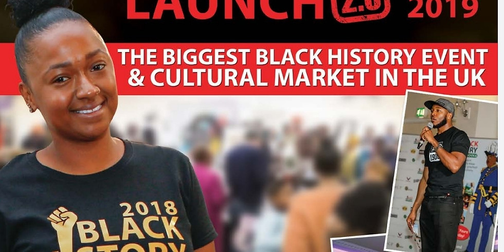 Black History Month Activity Launch