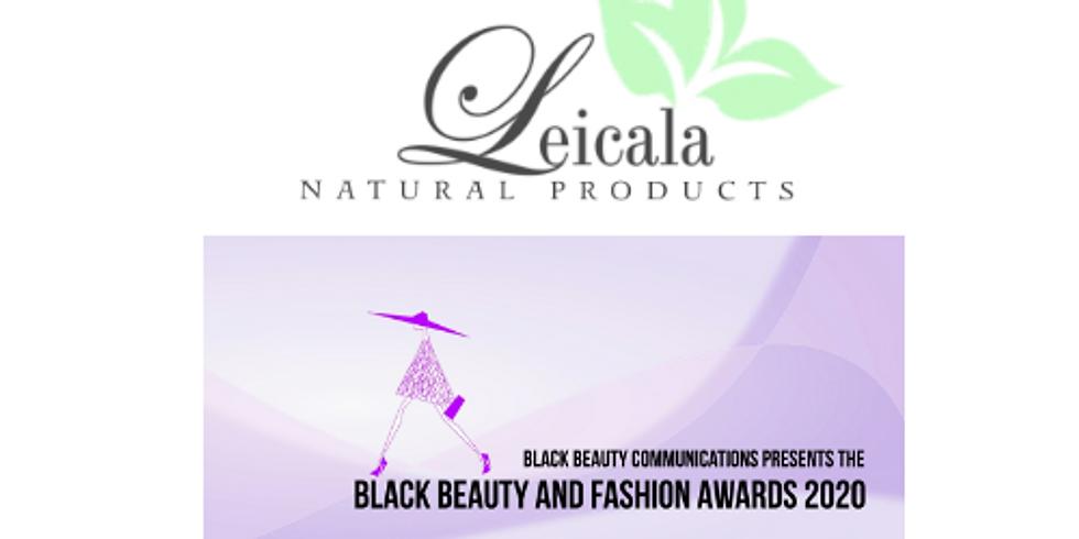 Black Beauty Fashion Awards 2020