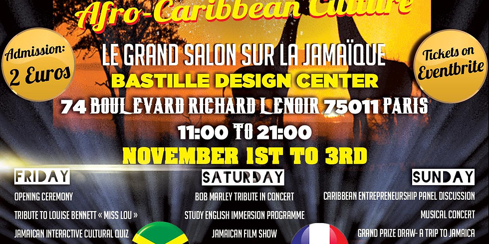 Jamaican Gran Market Paris