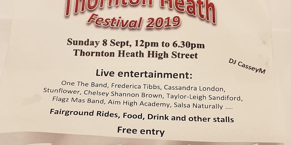 Thornton Heath Festival 2019