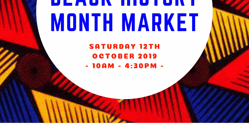 Black History Month Market