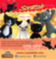 catalot, cat product, scratch cat