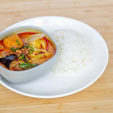 VEGO CURRY + RICE