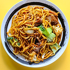 BLACK PEPPER BEEF NOODLE