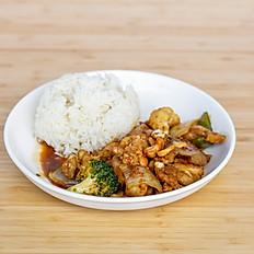 Cashew Chicken Rice