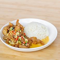 Butter Chicken Rice