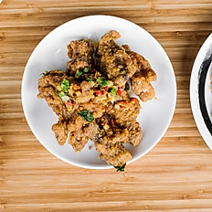 SALTED EGG CHICKEN RIBS