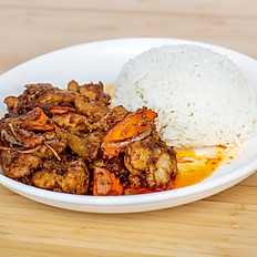 Sambal Chicken Rice