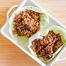 LETTUCE CUP CHICKEN