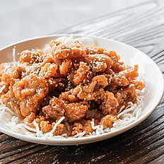 HONEY CHICKEN