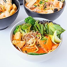 VEGETARIAN CURRY LAKSA