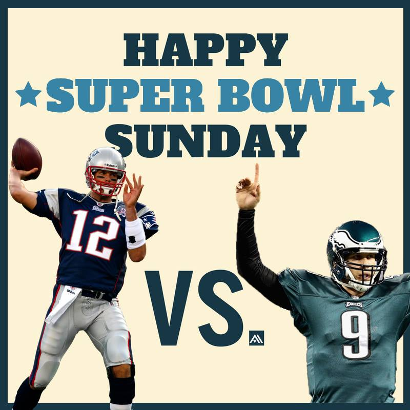 Superbowl Feb 2018