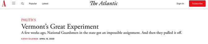 Atlantic Article