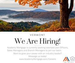 Vermont Hiring