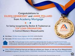 Banker and Tradesman Ad 2017