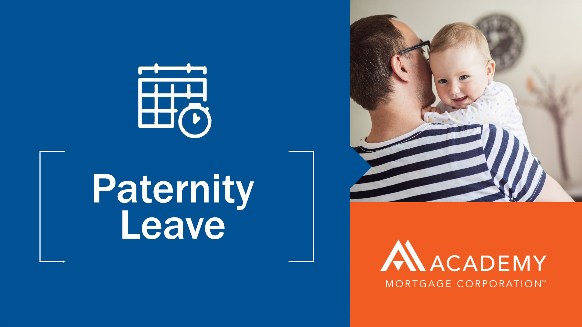 Benefits Graphic: Paternity Leave