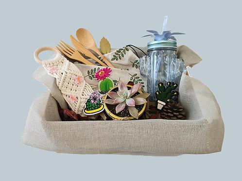 Caja de regalo                                    Plant lover