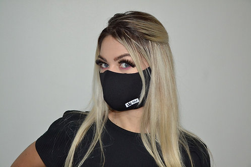 Máscara OLF Unissex preta
