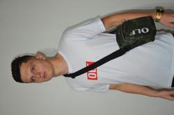 Bolsa Shoulder Bag Unissex