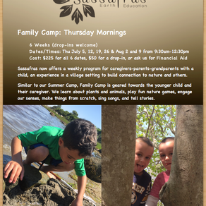 Sassafras Family Camp