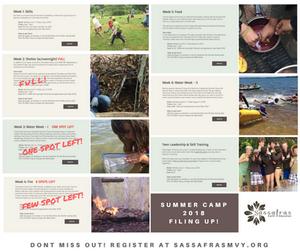 Summer Camp & Program Overview