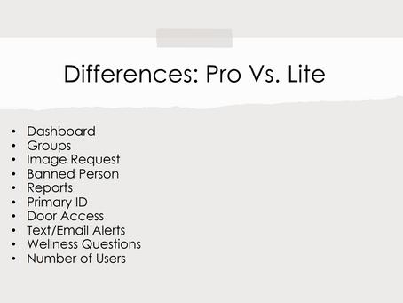 Sync Scan Pro vs. Lite