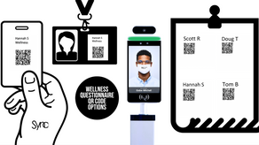 Sync Scan Mobile Barcode Mode + Wellness
