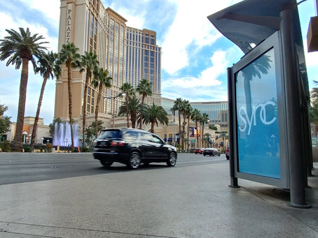 Sync City Builds One of the Largest Smart City Touch Screen Bus Shelter Kiosks in the World