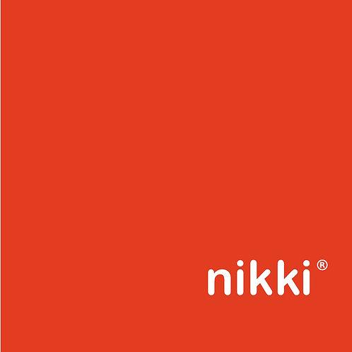 nikki - orange