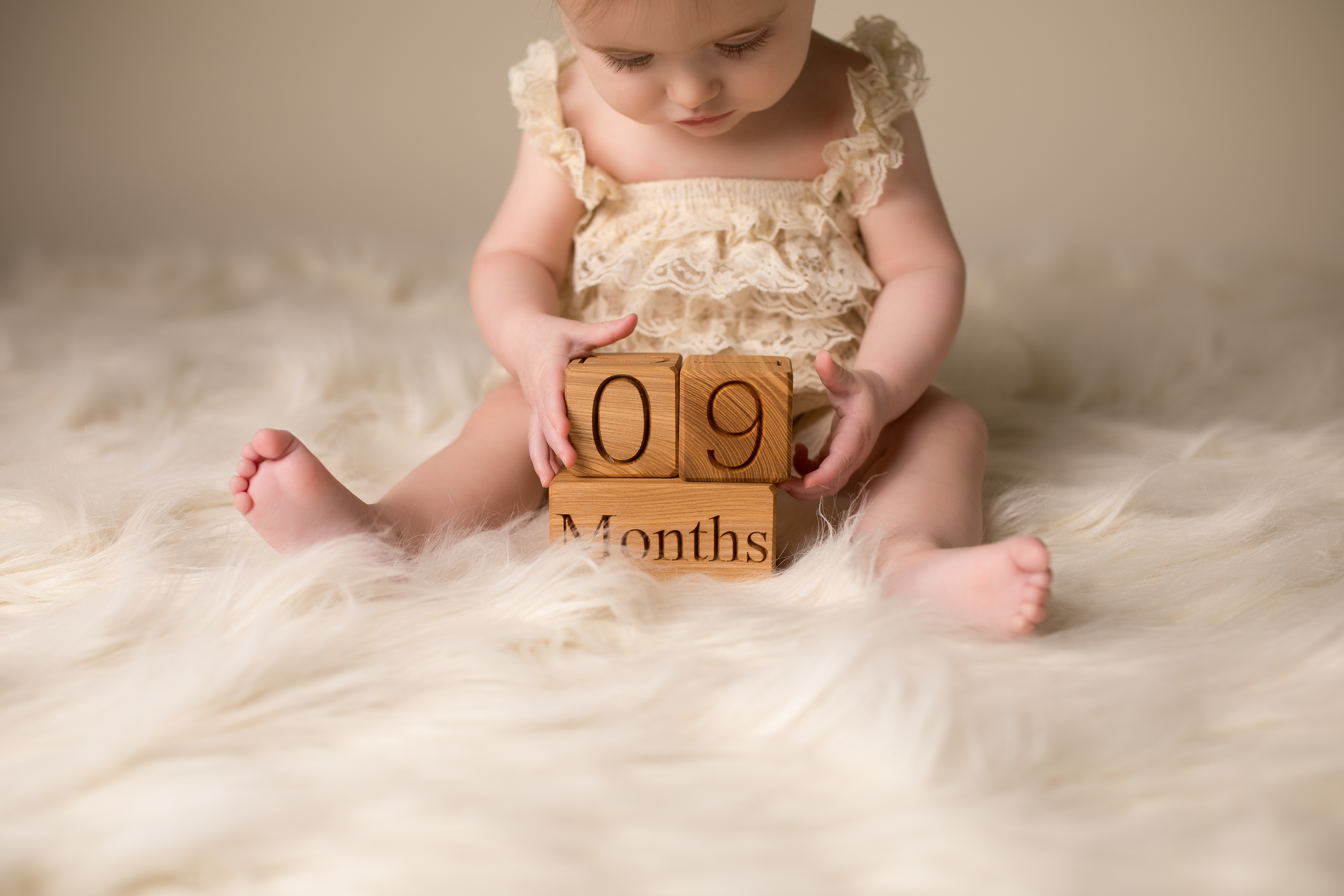 South Lyon Michigan Baby Photographer-