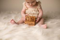 South Lyon Michigan Baby Photographer-