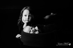Fine Art Newborn Baby Portrait Studio Howell Michigan Jessica Mehu Photography--3