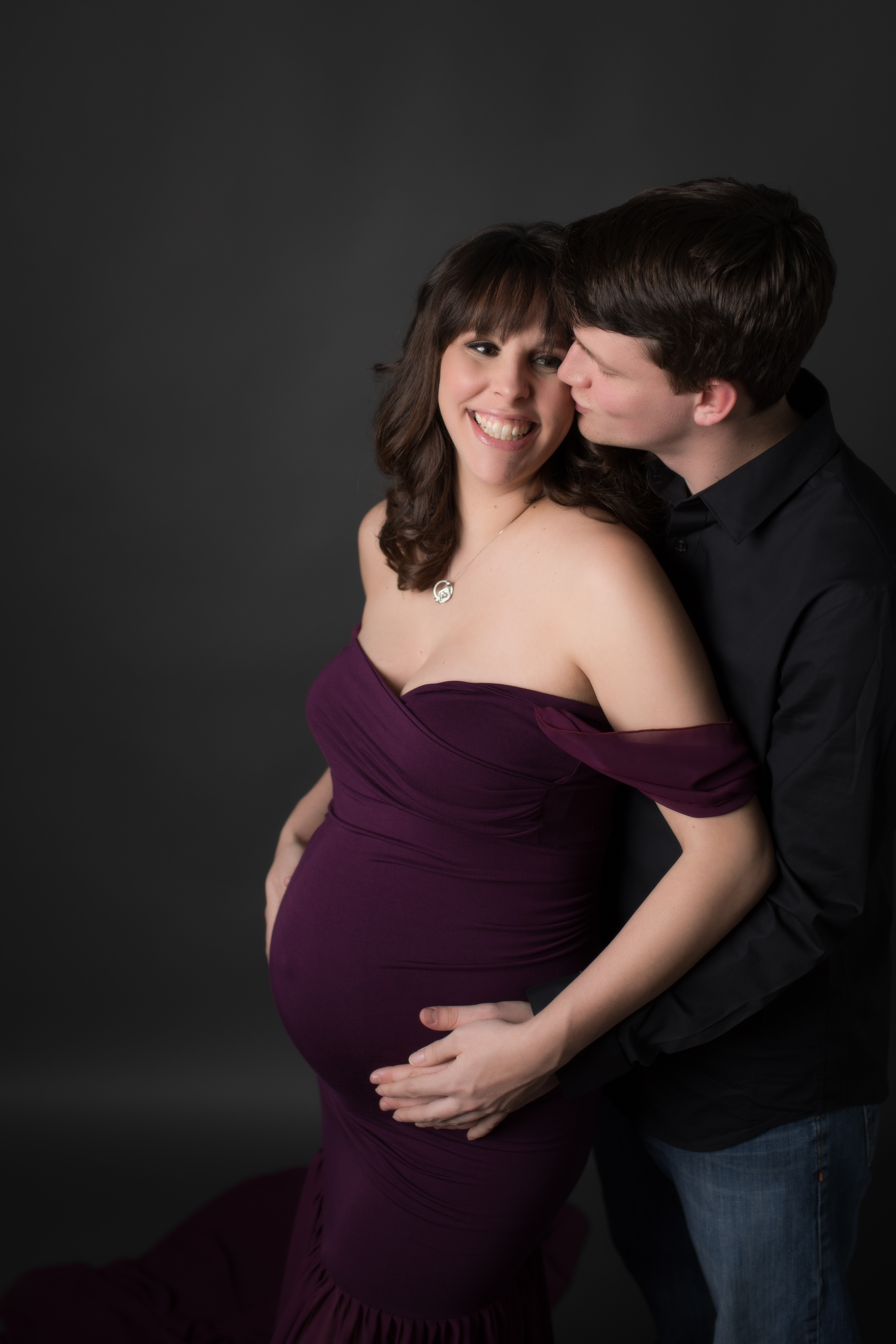 Novi Michigan Maternity Photography--4