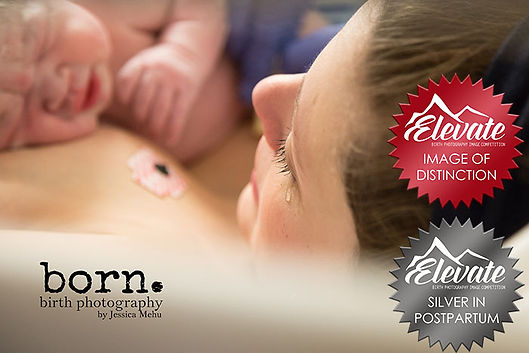 Award Winning Birth Photographer
