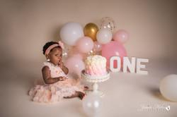 Award Winning Baby Photographer One Year
