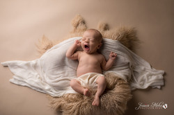 Newborn Baby Professional Photography St