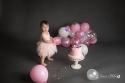 Award Winning Baby One Year Cake Smash P