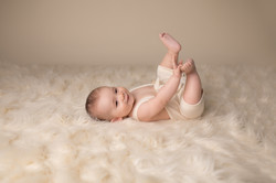 Michigan six month baby photography--8