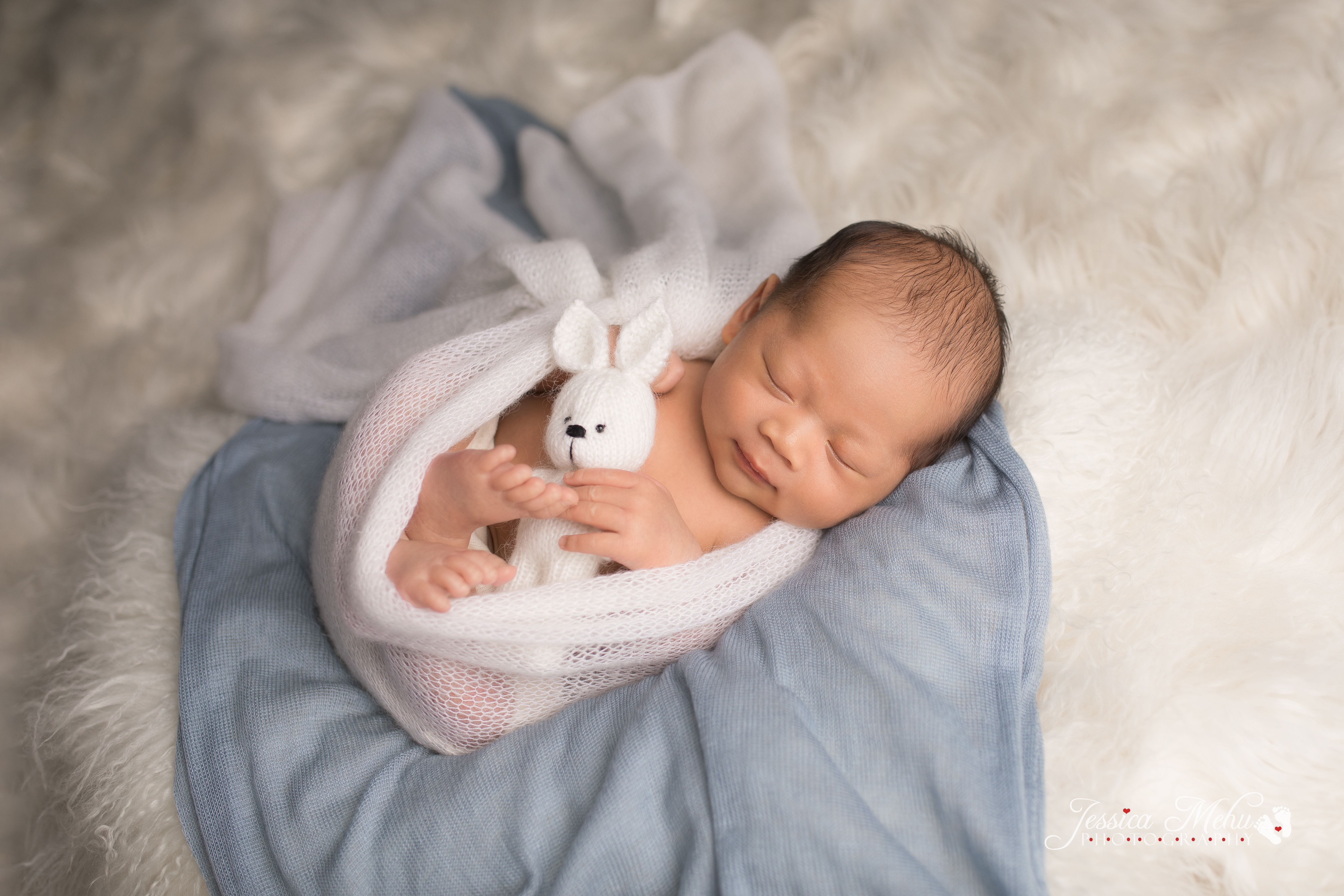 Okemos Michigan Newborn Photographer -