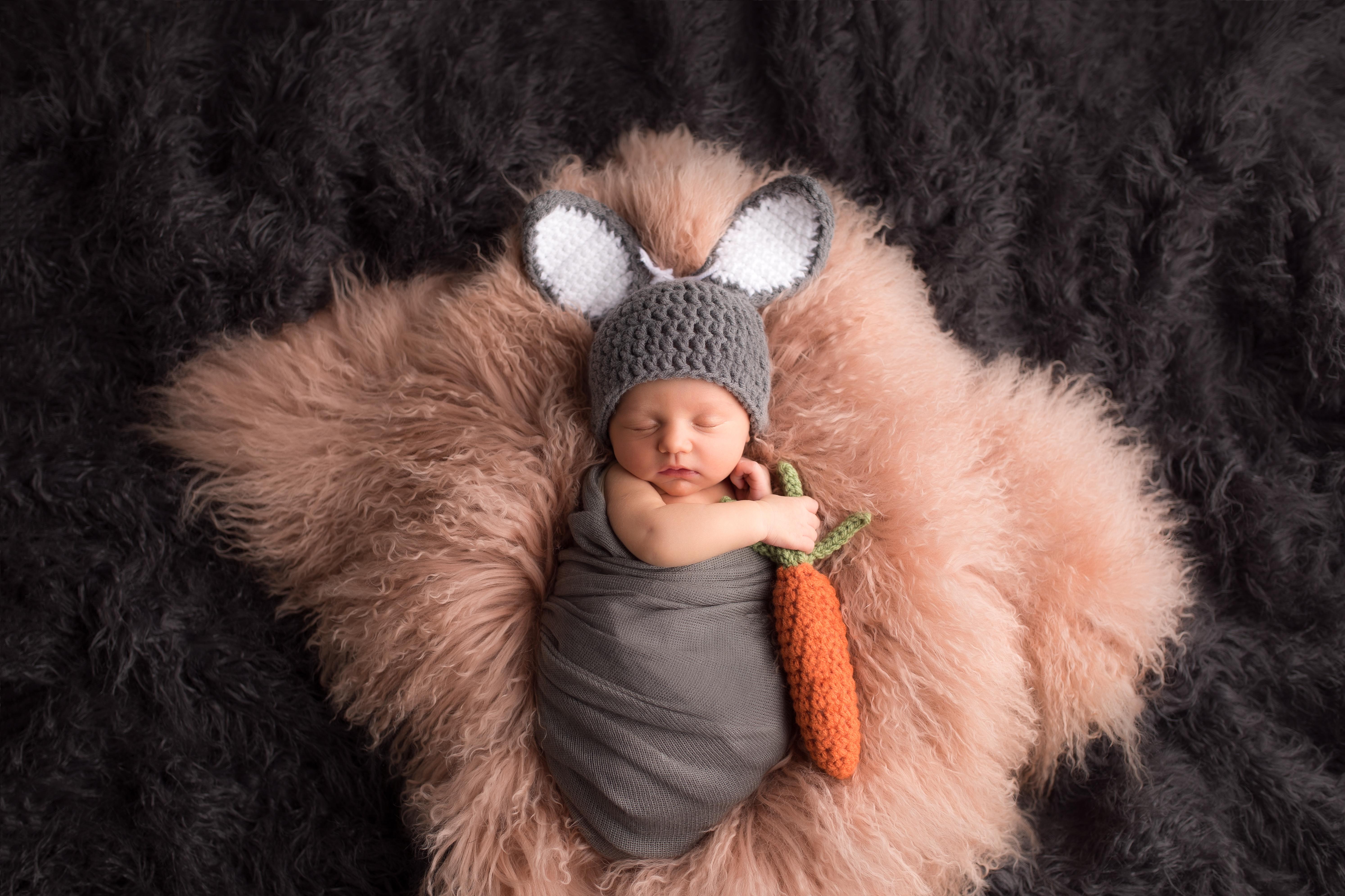 Royal Oak Newborn Photography-