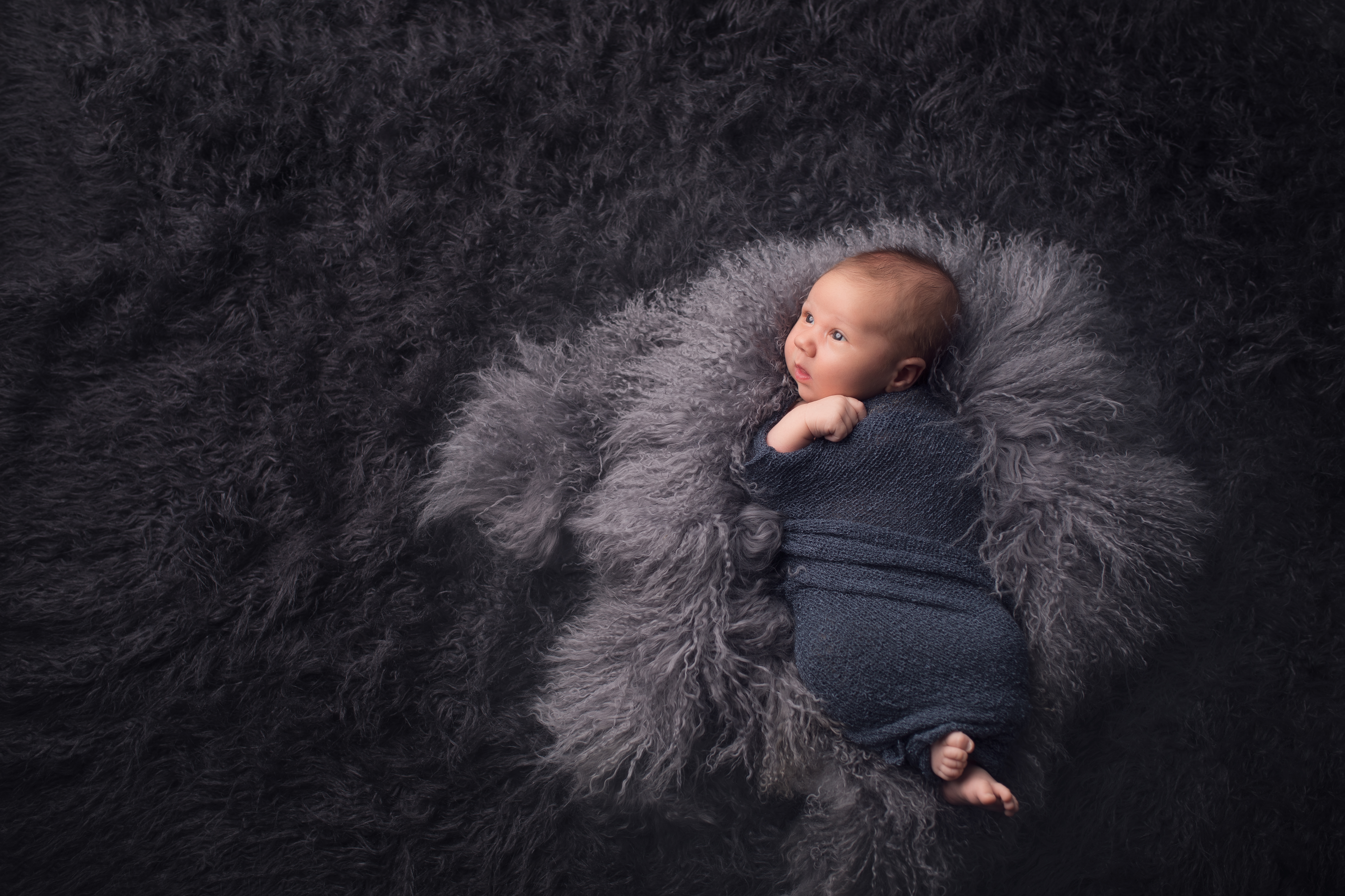 Flint Michigan Newborn Photographer--6