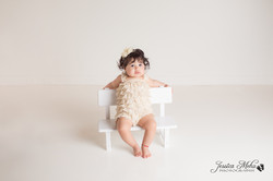 Ann Arbor Michigan One Year Baby Cake Smash Boho Lifestyle Photography Studio--10