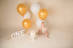 One Year Baby Photography Session Michigan--5