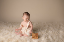 Michigan six month baby photography--6