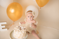 One Year Baby Photography Session Michigan--9