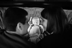 Northville Michigan Newborn Lifestyle Photography-