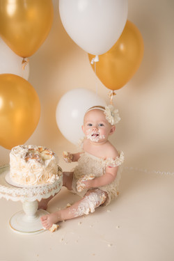 One Year Baby Photography Session Michigan--20