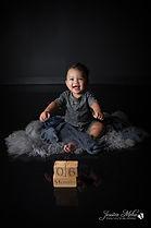 six month baby milestone professional photography studio Michigan--8.jpg